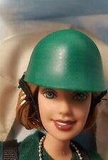 Military Paratrooper Barbie AAFES Special Edition