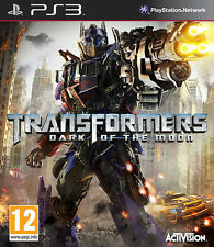 Transformers Dark of the Moon ~ PS3 (in Great Condition)