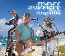 Live in Anguilla by Jimmy Buffett (CD, Nov-2007, 2 Discs, Mailboat Records)