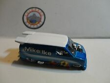 Loose Hot Wheels Blue Mike & Ike Chevy Astro Van w/Real Rider Wheels
