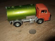 DINKY TOYS JOHNSTON ROAD SWEEPER LIME GREEN / ORANGE No 451 RARE DIECAST MODEL