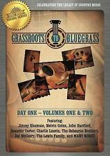Country's Family Reunion: Grassroots to Bluegrass - Day One - Volumes One & Two