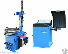 Tyre Changer Machine + Wheel Balancer Combo | Limited Time Promotion!!!