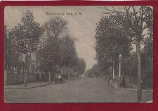 Vintage Postcard.Brondesbury Park,N.W.Postmark 1906.Hurley's  Book Stores. H8