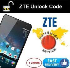 Zte Blade L2, L3, L4 Pro, L5 Unlock Code (Fast Service)