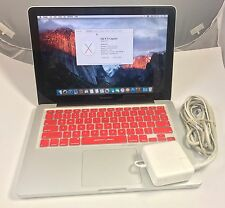 MacBook Pro 13-inch (Mid 2012) Intel Core i5 2.5 GHz 4GB 1600 MHz DDR3