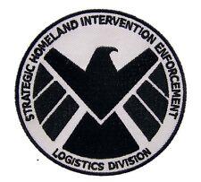 AVENGERS/AGENTS OF SHIELD TV Logistics Division - Uniform Patch Aufnäher neu
