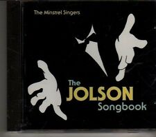 (CR499) The Minstrel Singers, The Jolson Songbook - 1997 CD