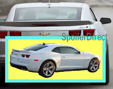 2010-2013 CHEVY CAMARO FACTORY ZL1 STYLE SPOILER REAR WING - PAINTED