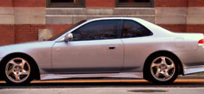 NEW 97 98 99 00 01 HONDA PRELUDE WW STYLE SIDE SKIRT BODY LIP KIT H22 1997 1998