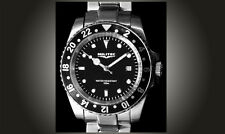MILITEC Submariner Style Military/Army Watch 100m Water Resist @ £90 Off!!
