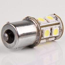 New 1156 R10W BA15S P21W 13 LED 5050 SMD White Car Turn Signal Light Bulb 12V
