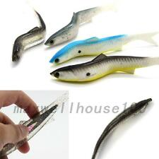 5Pcs/set 5 Colors Lead Fish Lure Simulation Bait 12.7g 130mm Fishing Lures New
