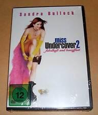 DVD Miss Undercover 2 - Fabelhaft und bewaffnet - Sandra Bullock - Film Neu OVP