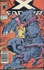 Marvel X-Factor 33 October 1988 Ungraded Uncertified For All The World To See