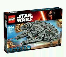 LEGO 75105 STAR WARS FORCE AWAKENS MILLENNIUM FALCON - Damaged box