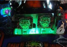 Monster Bash Pinball Frankenstein Targets Light Mod