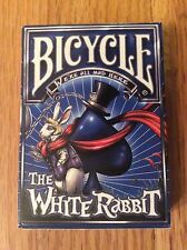 Bicycle - The White Rabbit Playing Cards Deck - Alice in Wonderland