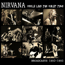 NIRVANA New 2017 UNRELEASED LIVE 1993 SEATTLE HOMECOMING CONCERT & MORE CD
