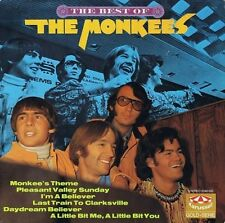 "12"" The Monkees The Best Of (I`m A Believer, Daydream Believer, Shades Of Grey)"