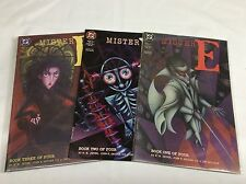 MISTER E #1-3 (DC COMICS/1991/MATURE/10153) COMIC BOOK SET LOT OF 3