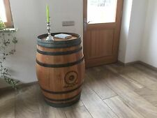 Holzfaß 225L Barriquefaß Weinfaßgebraucht  Eichenfaß Stehtisch Tischfaß wie neu