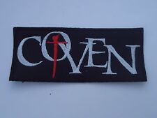 COVEN EMBROIDERED PATCH