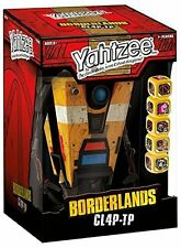 YAHTZEE: Borderlands Claptrap Collector's Edition - NEW- FREE SHIPPING!!