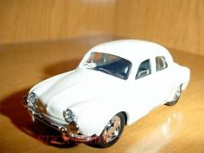 RENAULT DAUPHINE WHITE 1:43 MINT!!!