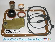 **COMPLETE** External Reseal Kit with Bushings & Filter---Fits FMX Transmissions