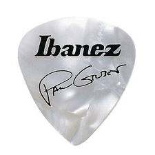 Ibanez Paul Gilbert pick/plectrums x 6