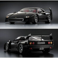 1:12 Kyosho-ferrari f40 light weight LM Wing-Black #8602lm
