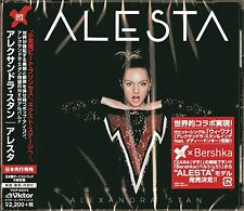 ALEXANDRA STAN-ALESTA-JAPAN CD E78