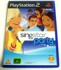 SINGSTAR PARTY - SING STAR - PS2 PLAYSTATION -711719623359- MODENA