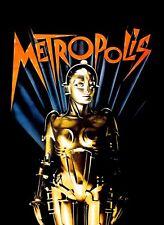 METROPOLIS BY FRITZ LANG 1927 A3 FILM POSTER PRINT