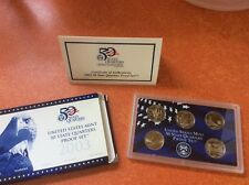 2003s US Mint 50 state quarters proof set