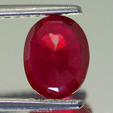 3,07 cts,  RUBIS NATUREL  TOP COLOR (pierres précieuses)