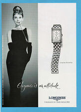BELLEU001-PUBBLICITA'/ADVERTISING-2001- LONGINES DOLCE VITA