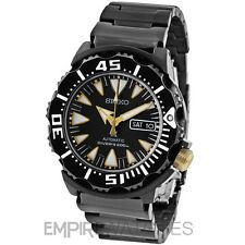 *NEW* SEIKO MENS AUTOMATIC PROSPEX DIVERS 200M WATCH - SRP583K1 - RRP £379.00