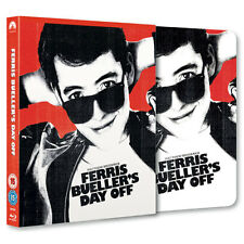 Ferris Bueller's Day Off Blu-Ray Steelbook BRAND NEW Free Ship
