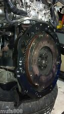 """2JZ-GE ENGINE TO 350Z-370Z 6-SPEED TRANSMISSION ADAPTER PLATE - 0.625"""" A36 STEEL"""