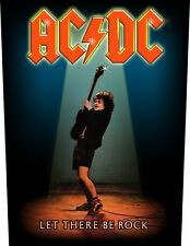 "AC/DC "" Let there be Rock "" Parche de espalda 602618 #"