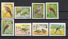 Vietnam, Tauben | Pigeon | Dove MiNr. 1163 U - 1170 U, 1981** MNH