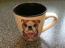 British bulldog mug patriotic doggie doodles  by dina ����