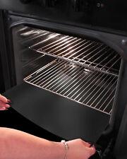 2 x SPAREGETTI® Heavy Duty Teflon Non Stick Oven Liner 40cm x 50cm