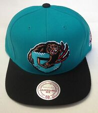 NBA Vancouver Grizzlies Mitchell and Ness 2 Tone Snapback Cap Hat M&N NF13Z NEW!