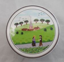 Villeroy & and Boch DESIGN NAIF LAPLAU small trinket pot MEETING 8cm