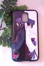 USA Seller Samsung Galaxy S5 SV Anime Phone case Cover Naruto Sasuke & Itachi