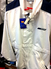 REEBOK  JACKETS POP OVE STYLE IN 38/40 INCH CREAM ATHLECTIC AT £28 RRP £69.99