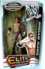 """WWE ELITE Collection Series # 17_ZACK RYDER 6"""" figure with Championship Belt_MIP"""